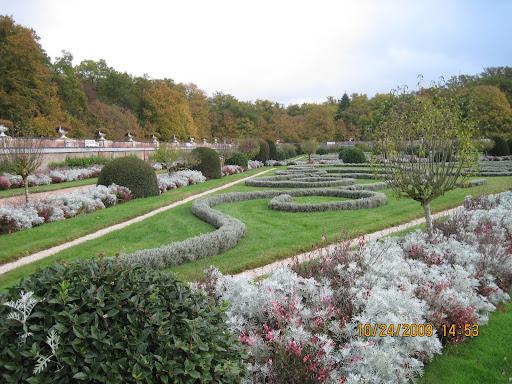 Mon blog culturelle le ch teau de chenonceau - Le jardin des fleurs poitiers ...