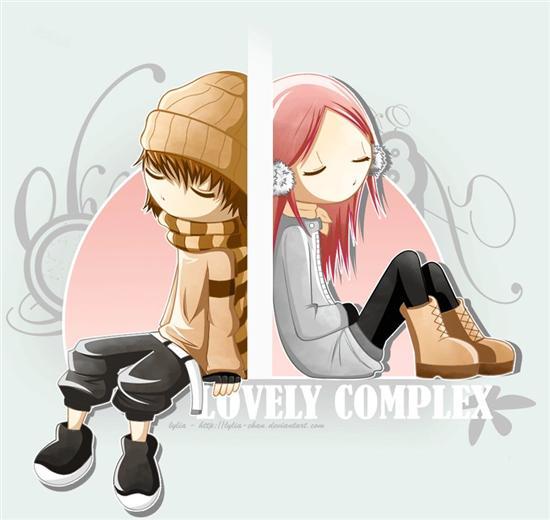 .*M! @nim3 Favorito Lovely Complex!!!!! L5xfhTKVH5ub