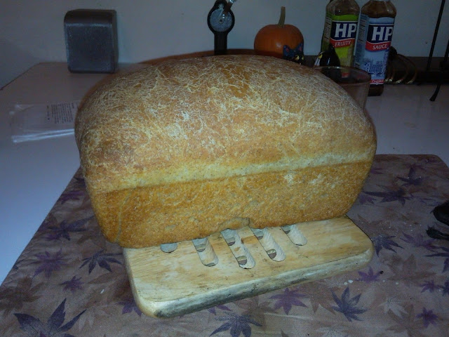 Another gorgeous loaf of bread