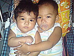 Bunso and Kuya