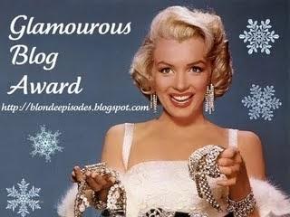 Glamourous Blogger Award