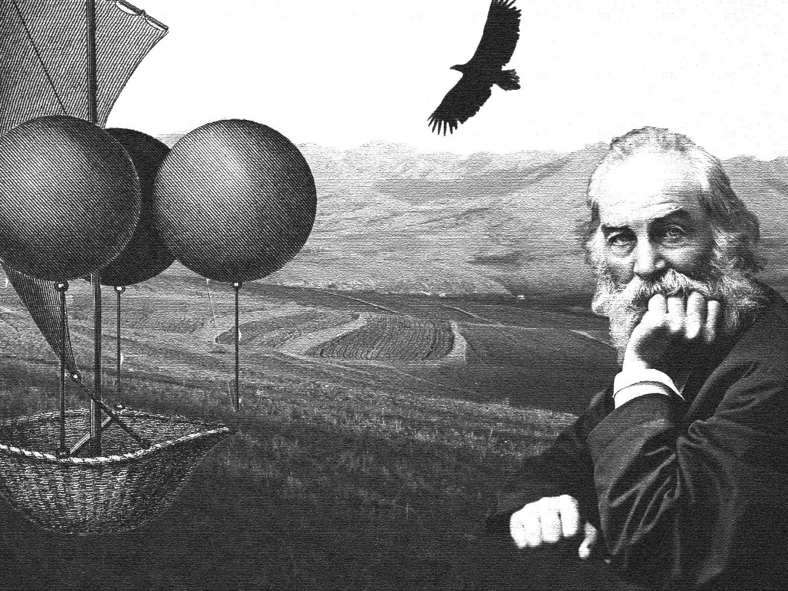 Pioneiros da Aviação - Walt Whitman