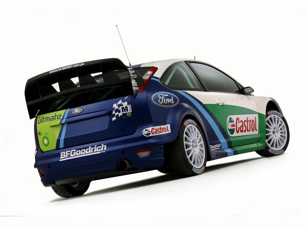 CARMONEYACTCARMANIAC FORD FOCUS WRC 200620072008
