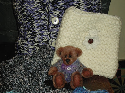 Knitting Work By St Ives Knitting Group