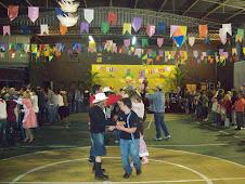 Festa Junina na Sociedade Pestalozzi