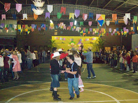 Festa Junina na Pestalozzi