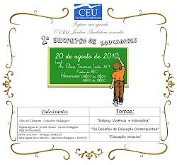 Palestra para Educadores - Prefeitura de São Paulo