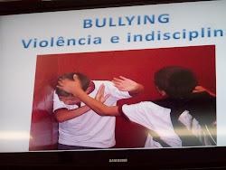 Palestra sobre Bullying - Escola Estadual João Solimeo