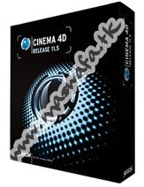 MaxonCinema 4D R11 Portable Full Keys Cracks - Software Animasi 3D Professional
