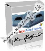 YouTube Friend Bomber Terbaru 3.5.1 Full Serial Cracks - YFB Terbaru