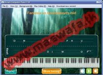 Dream Computer Piano 2.10 Portable Full Key Cracks - Main Piano Mudah