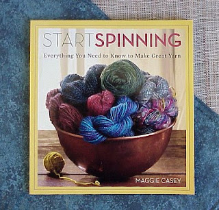 spin yarn book