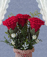 Valentines Day Red Romantic Roses