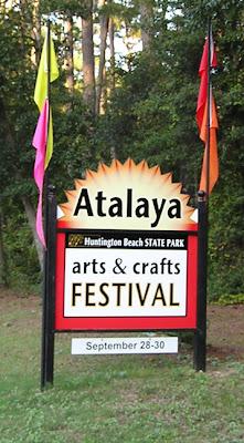 Back From Atalaya Art Festival Michel Mcninch