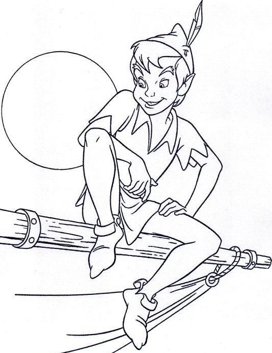 Dibujo Peter Pan. Cool Dibujo Peter Pan. Cheap Dibujo Peter Pan ...