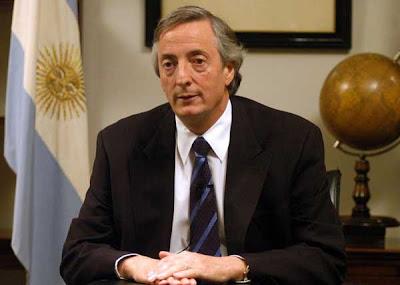 Néstor Kirchner argentino