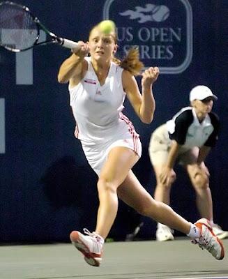 Tenista Anna Chakvetadze
