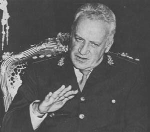 Leopoldo Galtieri argentino