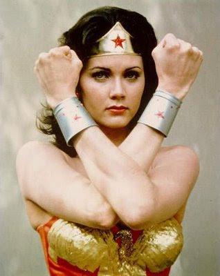 La Mujer Maravilla! el personaje destacado