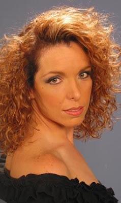Actriz Adriana Romero