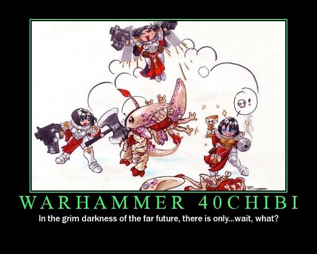 Warhammer 40Chibi