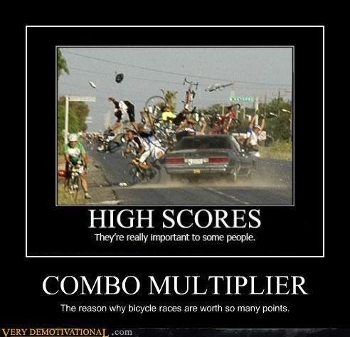 Combo Multiplier
