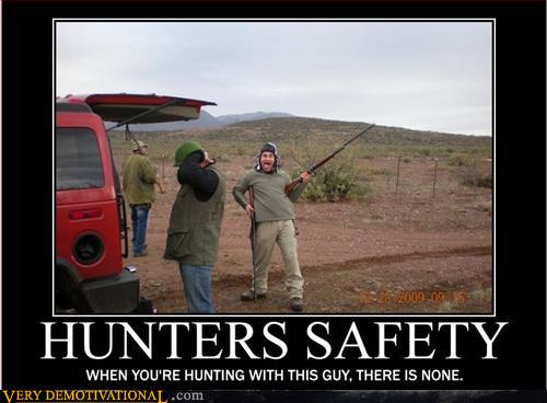Hunters Safety