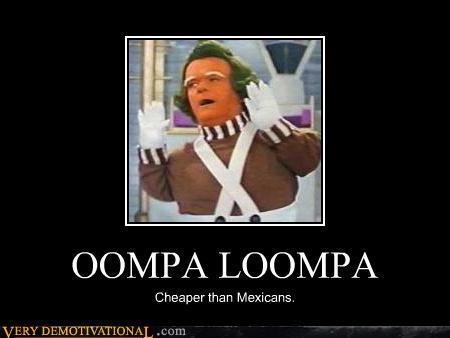 Oompa Loompa