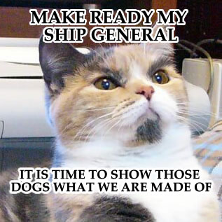 Make Ready My Ship General