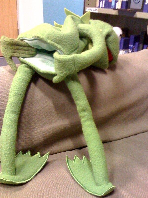 Goatse Kermit