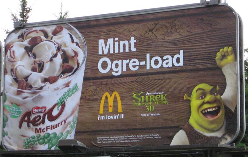 Mint Ogre-load Gross