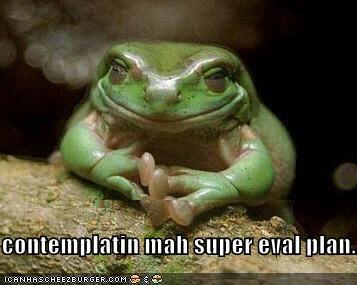 contemplatin mah super eval plan