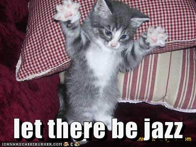 let there be jazz