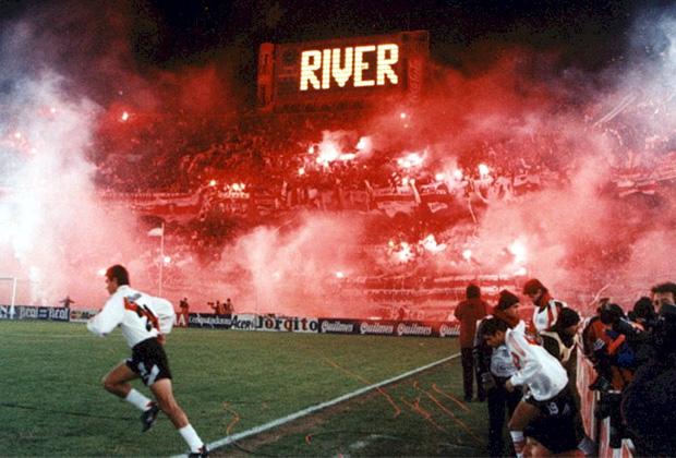 Homenaje al MAS grande, RIVER PLATE.
