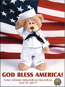 God Bless our Beary Fine Troops