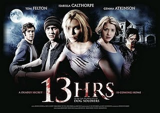 13 Hours (2010) DVDRip MKV Single Link Mediafire & Hotfile 13hrs-poster