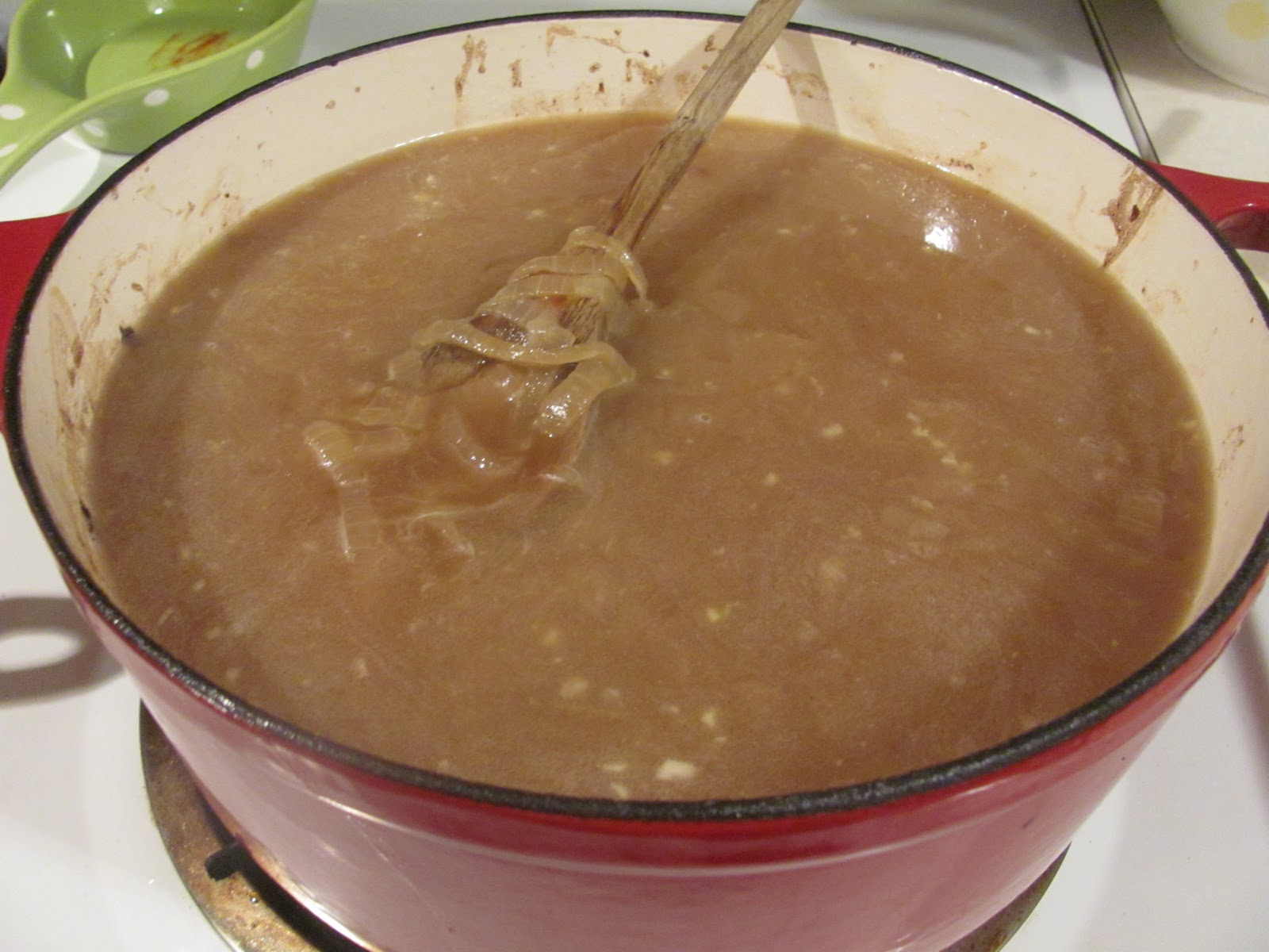 French Newlywed Soup Recipe — Dishmaps