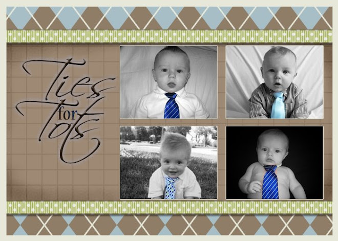 Ties for Tots