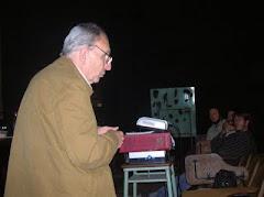 Dr. Nélson Albiano, ex jefe de toxicología  Hospital de Niños en la Facultad de Agronomía .U.B.A.