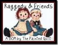Raggedy Friends BOM