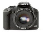Canon EOS 500D Rebel T1i