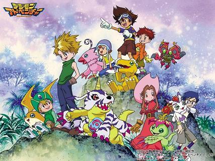 Digimon Adventure (Covers) Digimon-adventure