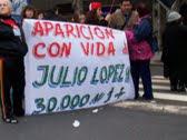¿Y Jorge Julio López?