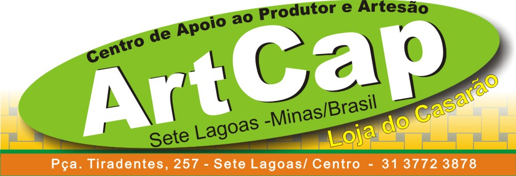 ART CAP -Sete Lagoas