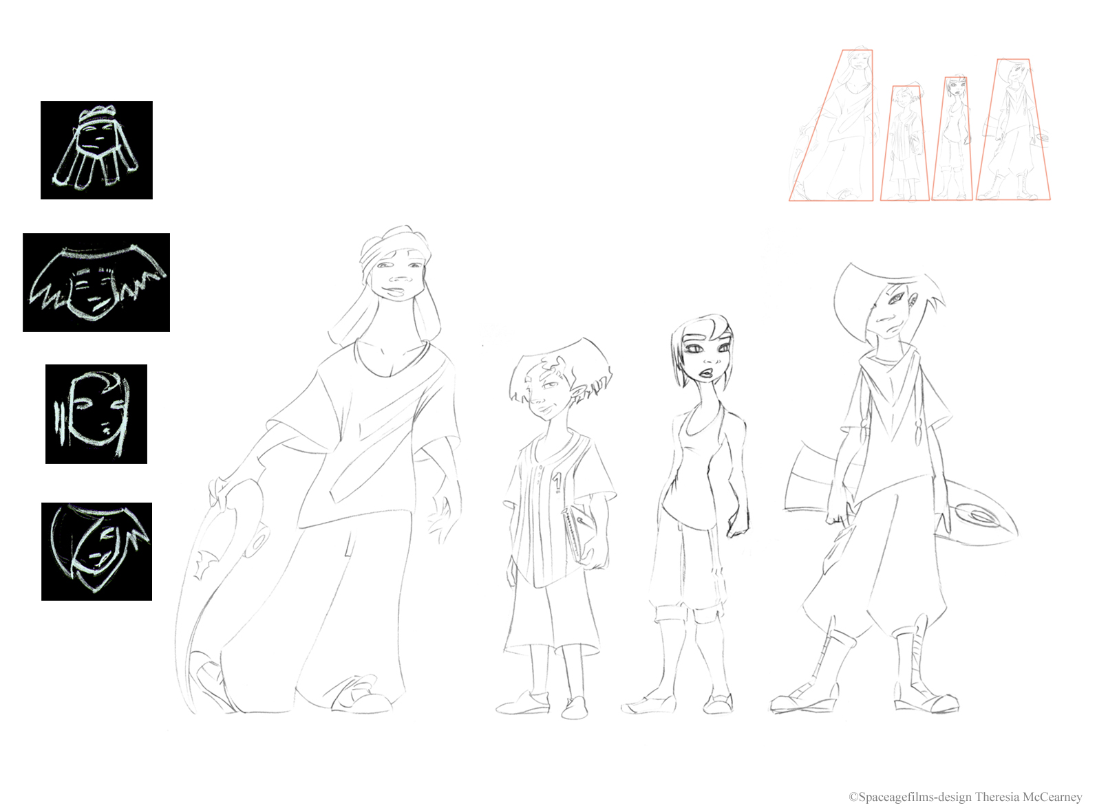 Character Design London : Theresia s sketches and whatnot character design for