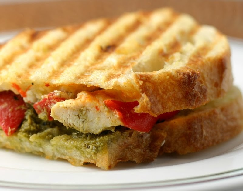 Big, Bold, Beautiful Food: Grilled Chicken Panini with ...
