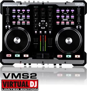 Controlador American Audio VMS2