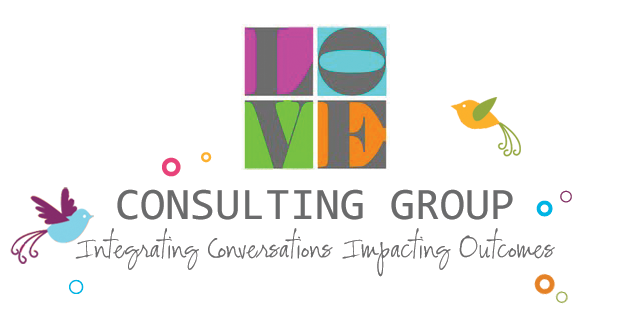 Love Consulting Group Blog Design
