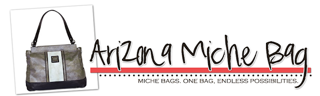Arizona Miche Bag Blog Design