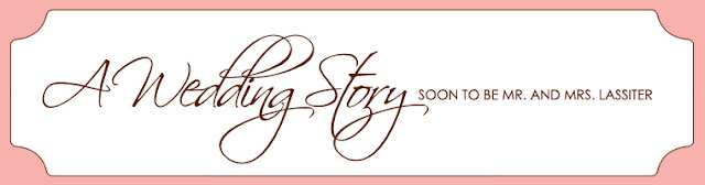 A Wedding Story Blog Design